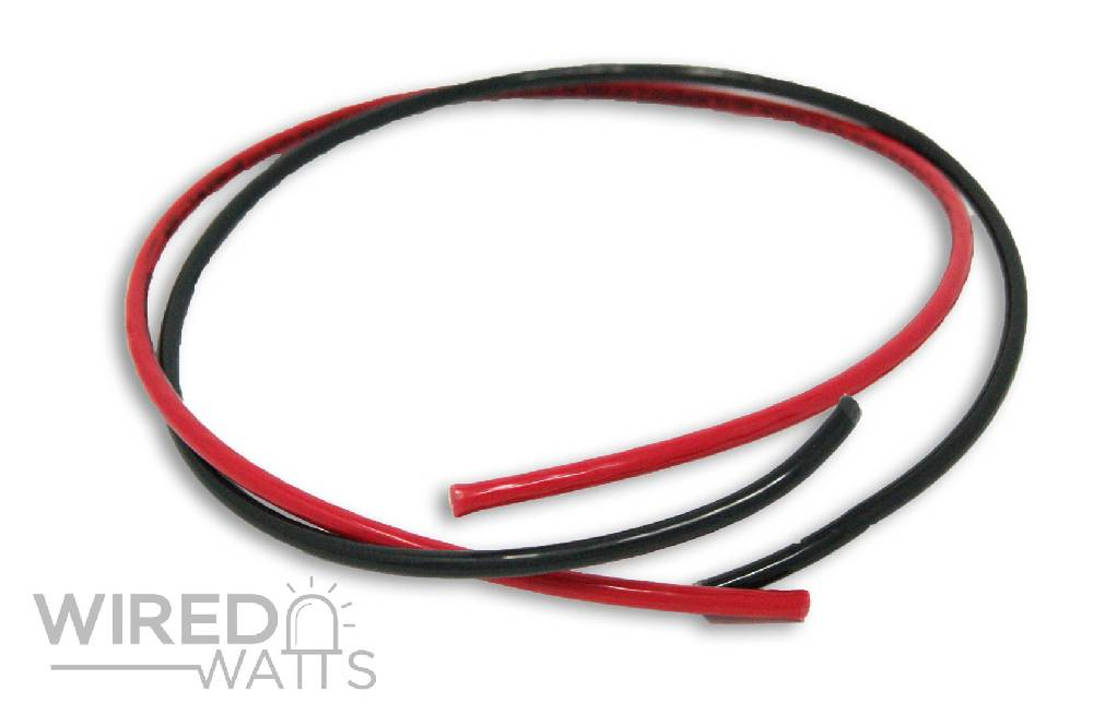 14 AWG Red Stranded THHN Wire by the Foot