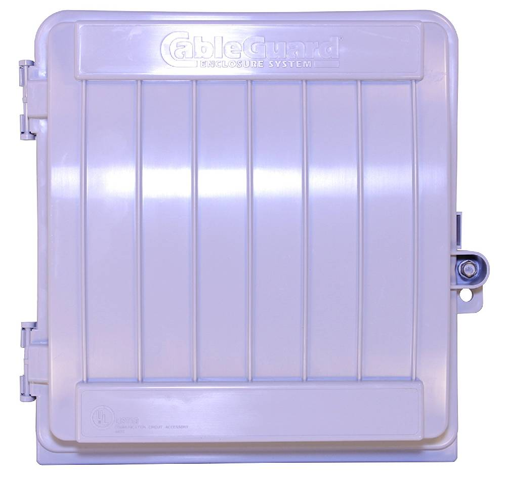 CableGuard CG-1500 Weather Resistant Enclosure