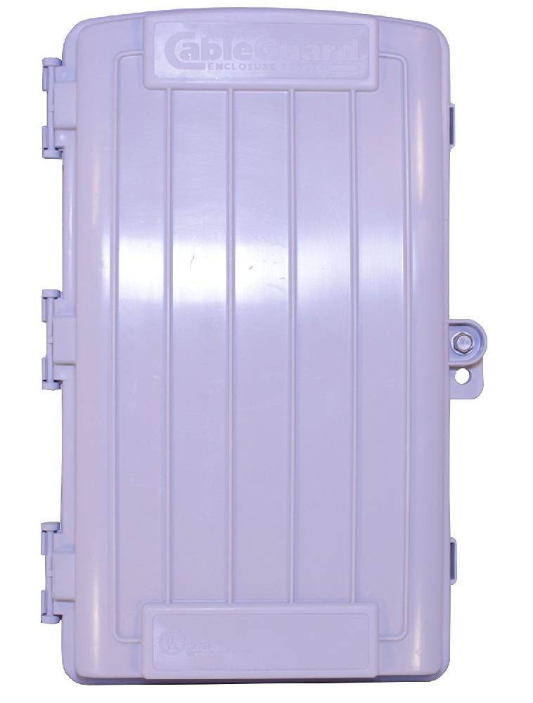 CableGuard CG-2000 Weather Resistant Enclosure