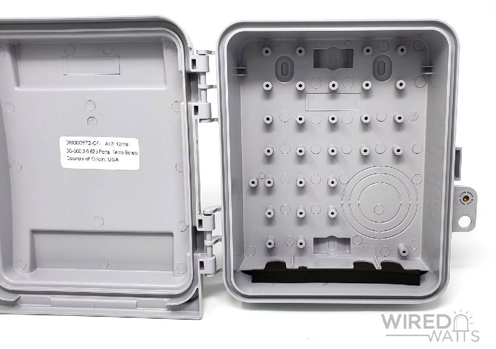 CableGuard CG-500 Weather Resistant Enclosure - Image 2