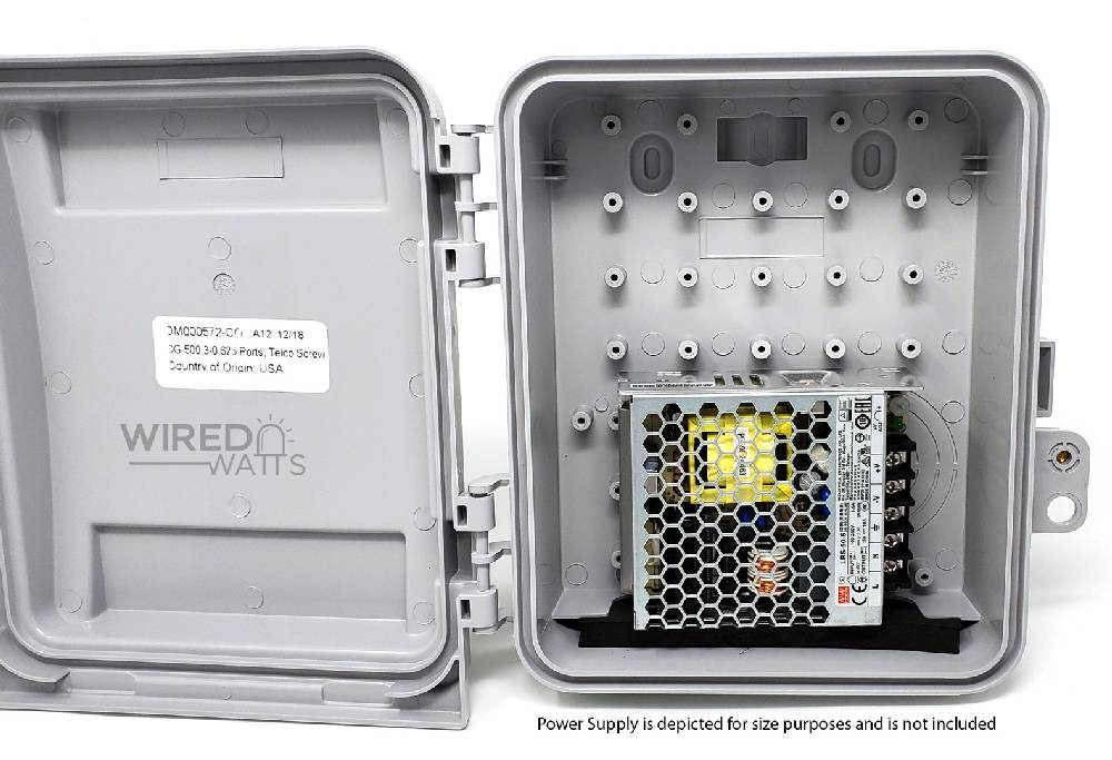 CableGuard CG-500 Weather Resistant Enclosure - Image 3
