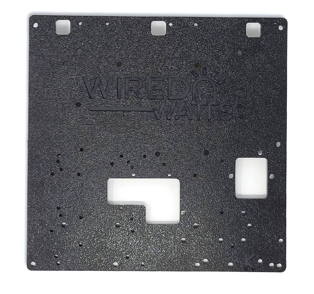 CG1500 Mounting Plate for Kulp Controllers and Computers