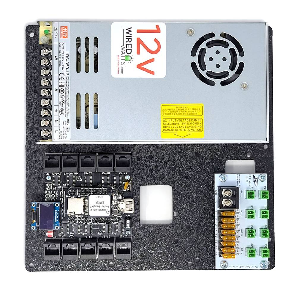 CG-1500 Mounting Plate for Kulp Controllers and Computers - Image 6