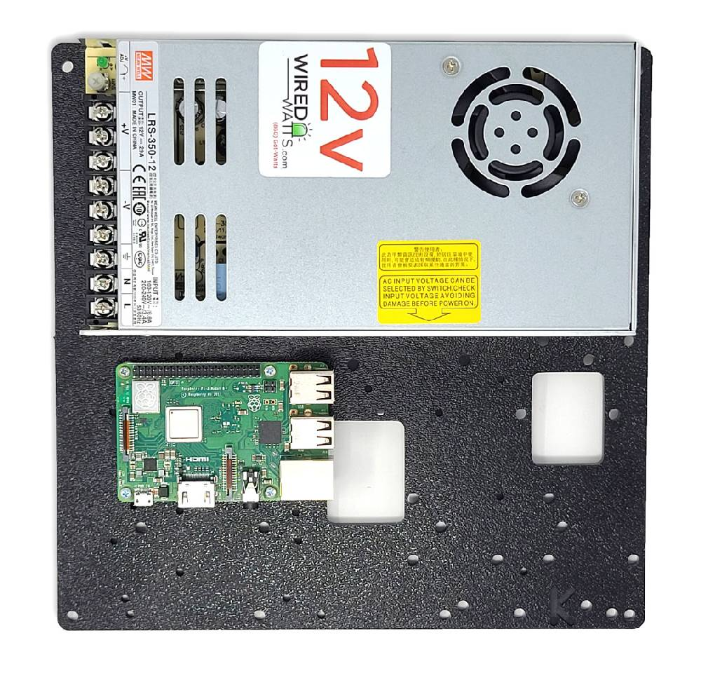 CG-1500 Mounting Plate for Kulp Controllers and Computers - Image 9