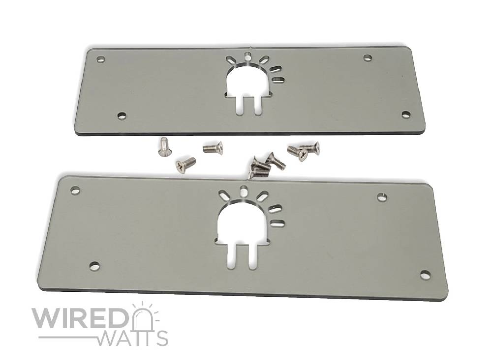 Meanwell Double Stack Mount for Enclosures
