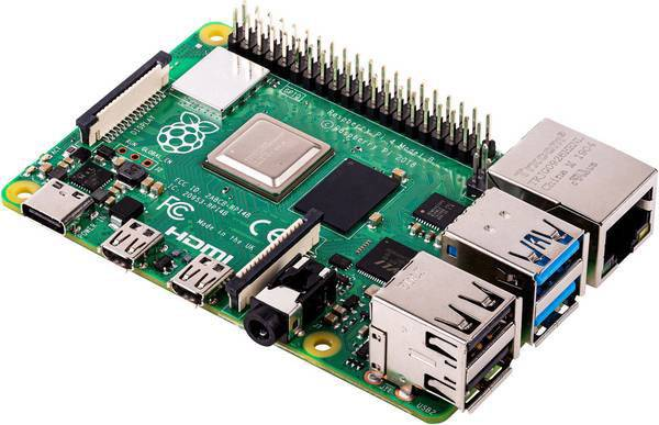 Raspberry Pi 4B 1GB
