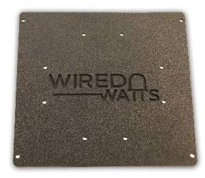 CG1500 Door Mounting Plate For Power Supplies - Image 1